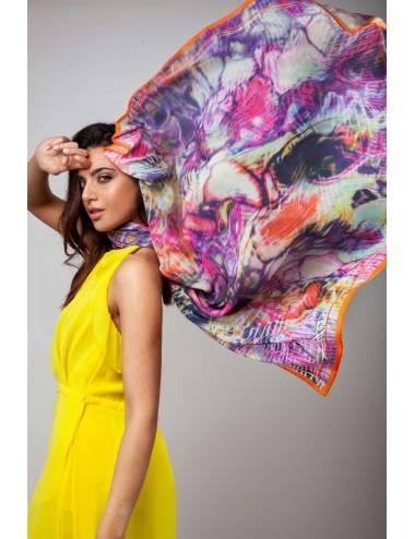 ANTONIA - Silk Scarf