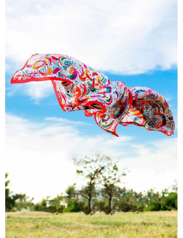 MAURICE - Silk Scarf