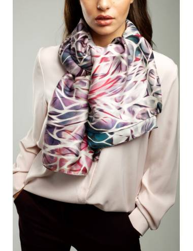 EVELYN – Silk Scarf