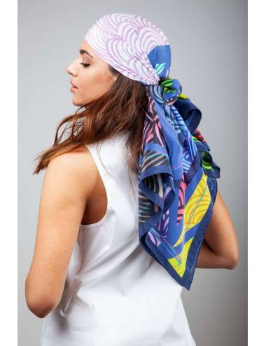 CHARLESTON – Silk Scarf