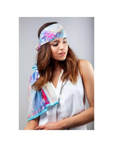 MERTY - Silk Scarf