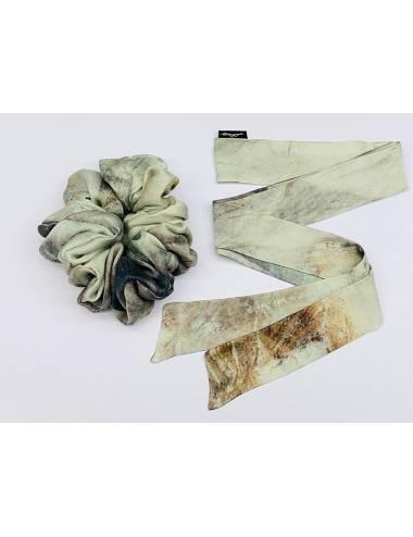 JORDIE - Silk Scrunchie | Ribbon