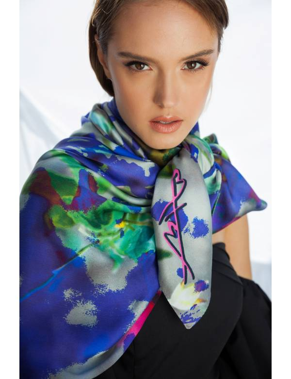 ANALISE - Silk Scarf