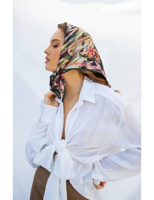 ELECTRA 60x60 - Silk Scarf