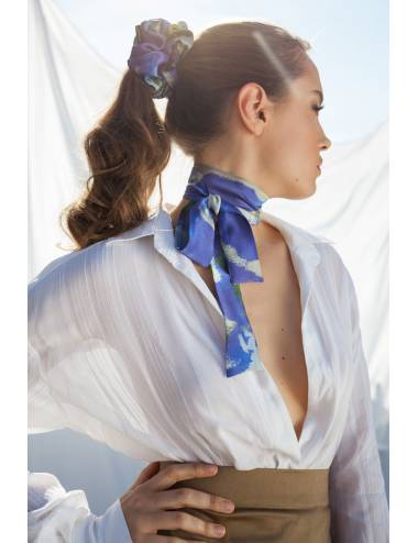 ANALISE - Silk Scrunchie | Ribbon
