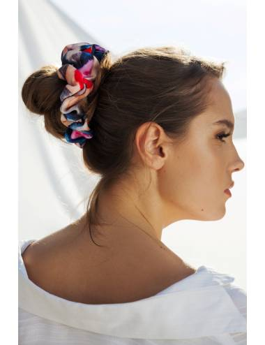 ALDRIN – Silk Scrunchie | Ribbon