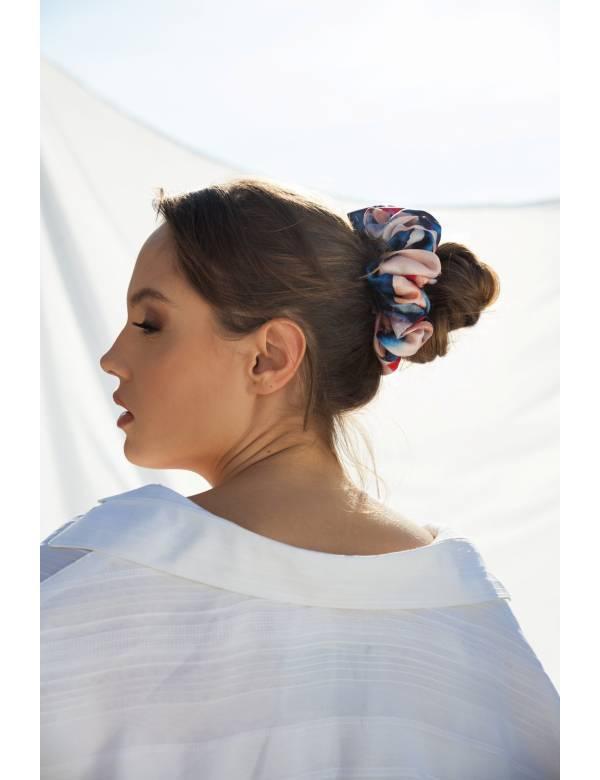ALDRIN – Silk Scrunchie | Ribbon