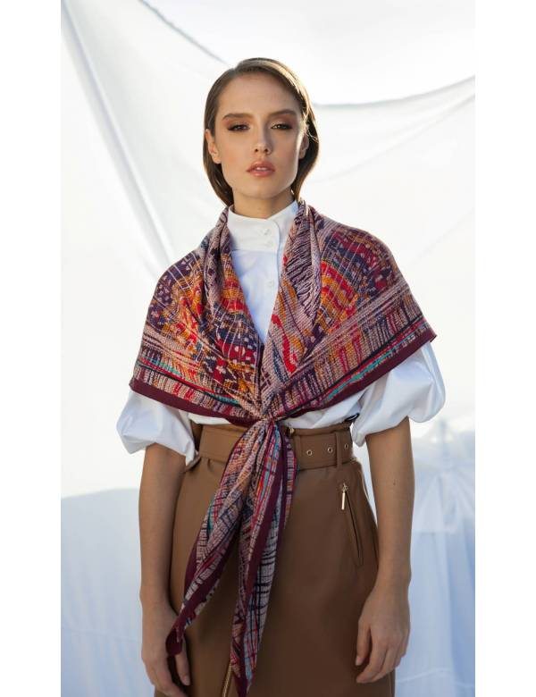 DIMITRA - Silk Scarf