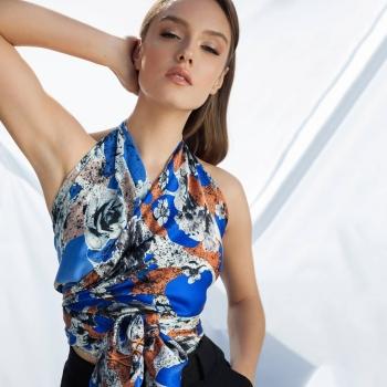 Top it up with awesomeness! • • • #betandmalfie#betandmalfiegirls#youwearitbetter#TheEndlessSelf#scarf#scarves#silkscarf#silkscarves#silk#longsilkscarf#squaresilkscarf#skinnysilkscarf#madeinEurope#sustainablefashion#ethicalfashion#womensfashion#art#fashion#design#style#travelling#welltravelled#shoponline#greekdesigners#greekinspired